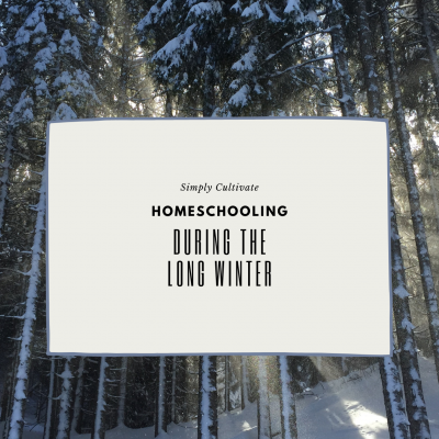 Homeschooling during the Long Winter